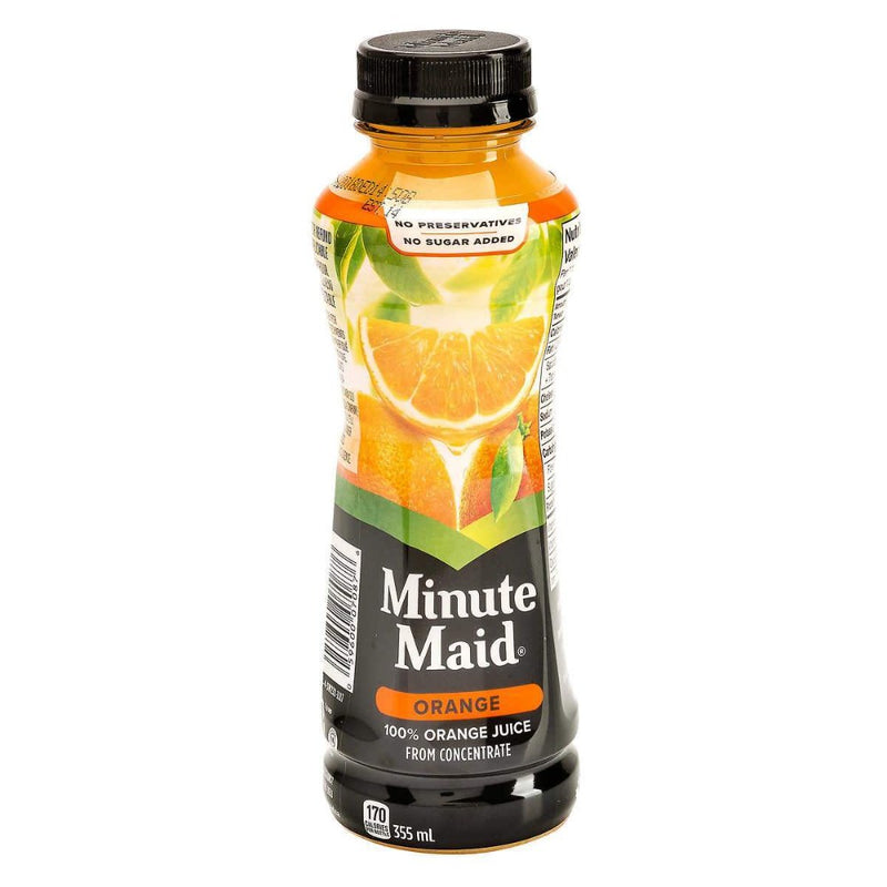 Bottle Juice, 355ml