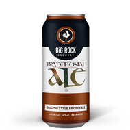 Big Rock Traditional, 473 ml can