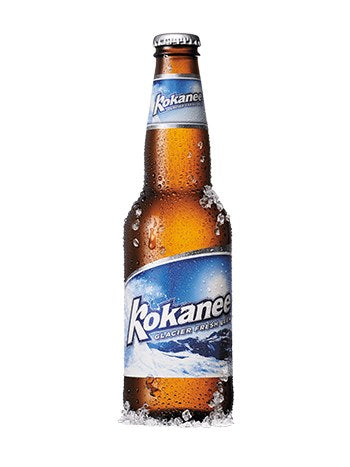 Kokanee, 341ml bottle