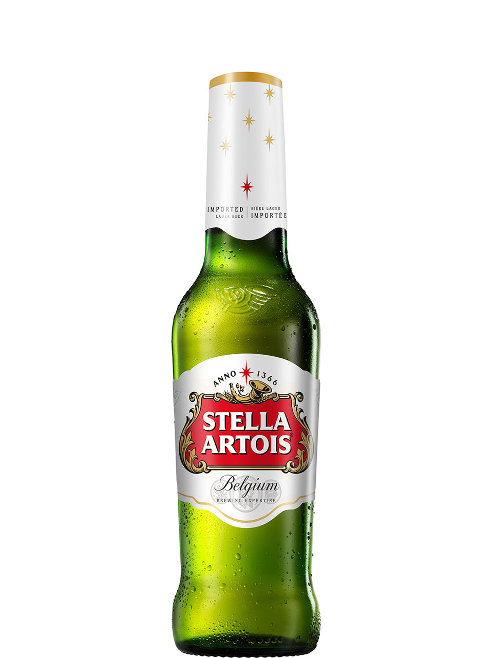 Stella Artois 330ml bottle