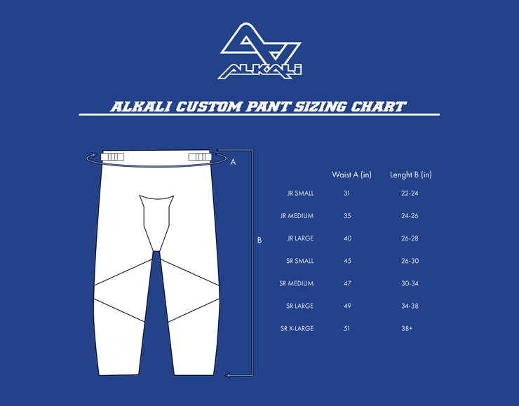 Sublimated Hockey Inline Pants Reorder