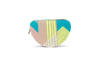 Graffiti Series - Memphis Graphic Crossbody bag Garden