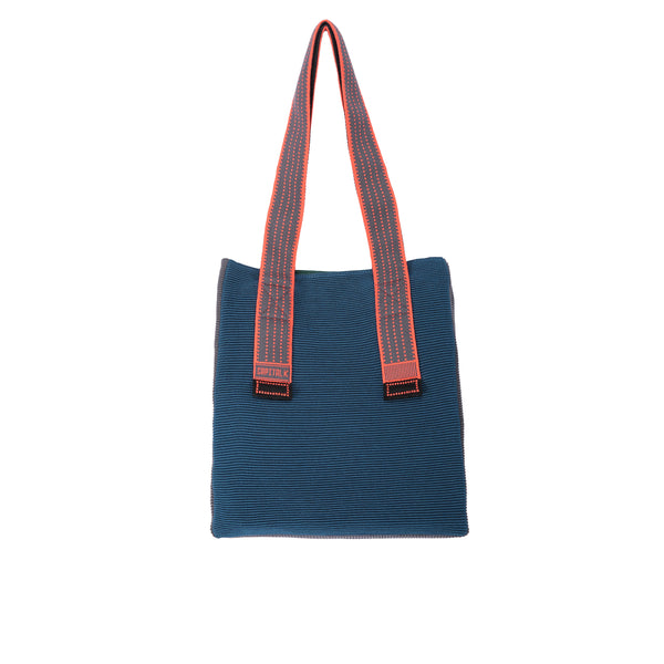 The TO。TE Series-Shopper Combo tote Dark Green