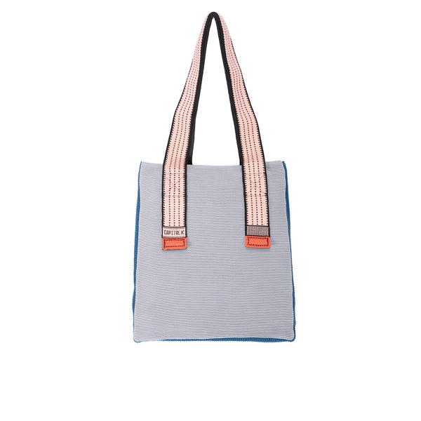 The TO。TE Series-Shopper Combo tote Grey