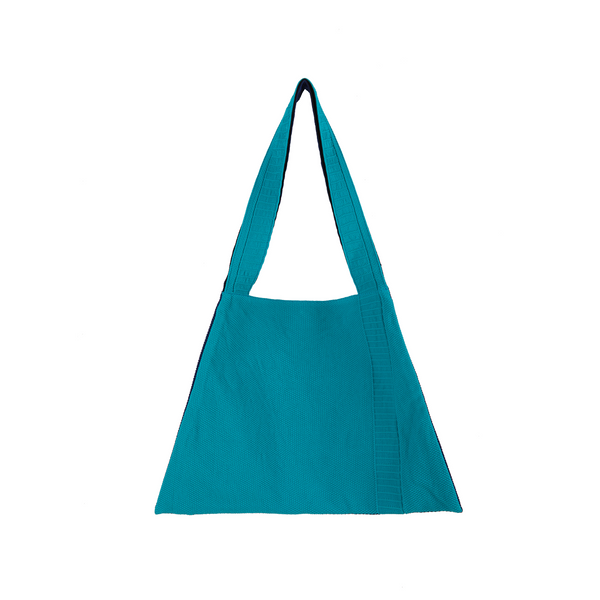 The TO。TE Series Hit color Shopper Blue/Green