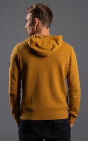 12GG COTTON/MERINO HOODY