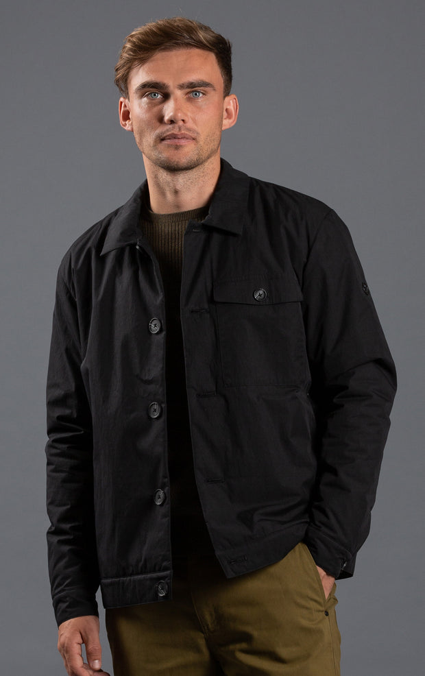 PRIMALOFT INSULATED BUTTONED JACKET