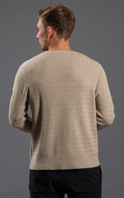 12GG COTTON/MERINO CREW