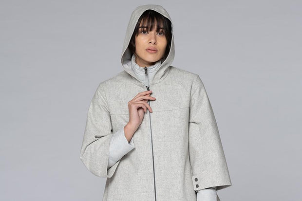 3-IN-1 DOWN SWING COAT