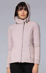 PRIMALOFT HOODED JACKET