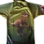 NEW!!! MOUTHMAN® 3D RAPTOR Dino Hoodie Sport Shirt | Youth unisex