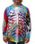 MOUTHMAN® Tie Dye Skeleton Hoodie Sport Shirt  Tots/Youth/Adults -unisex $34.99 - $48.99+
