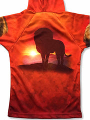 LION JUNGLE MASTER Sport Shirt by MOUTHMAN®