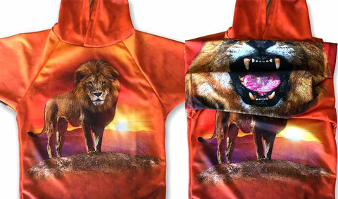 NEW!!! MOUTHMAN® LION JUNGLE MASTER Sport Shirt | Youth unisex