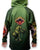 MOUTHMAN® Raptor Dino Hoodie Sport Shirt  Tots/Youth/Adults - unisex  $34.99 - $48.99+