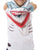 MOUTHMAN® White Shark Hoodie Sport Shirt | Tots/Youth/Adults - unisex $34.99 - $48.99+