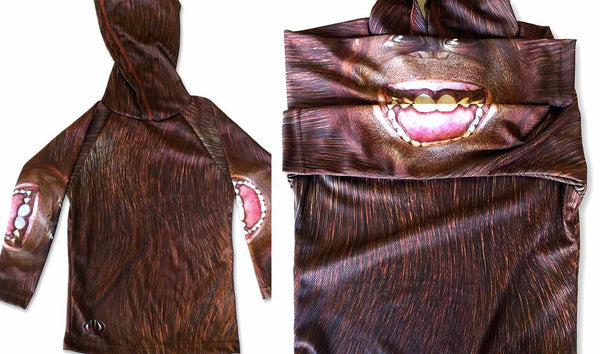 ORANGUTAN Sport Shirt by MOUTHMAN®