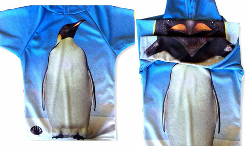 NEW!!! MOUTHMAN® PENGUIN Sport Shirt | Youth unisex