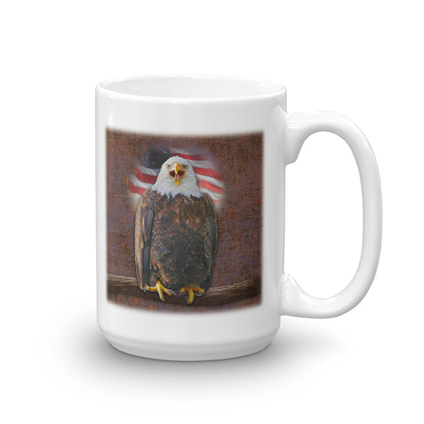 EAGLE USA 15-Ounce Mug by Mouthman®