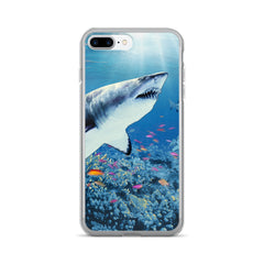 SHARK TANK iPhone 7/7 Plus Case by Mouthman®