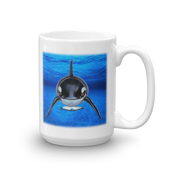 ORCA 15-Ounce Mug by Mouthman®