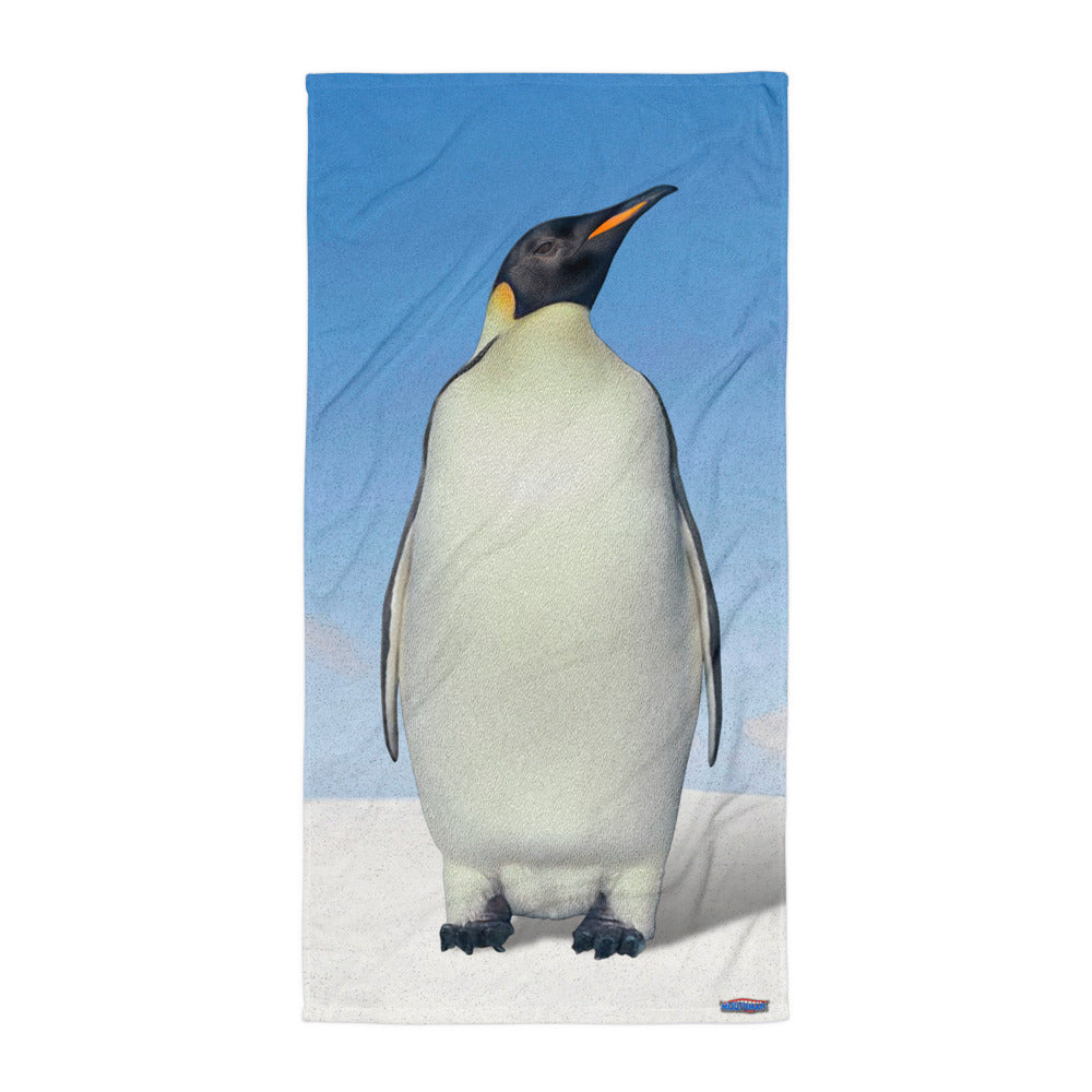 PENGUIN BEACH BLANKET by MOUTHMAN®