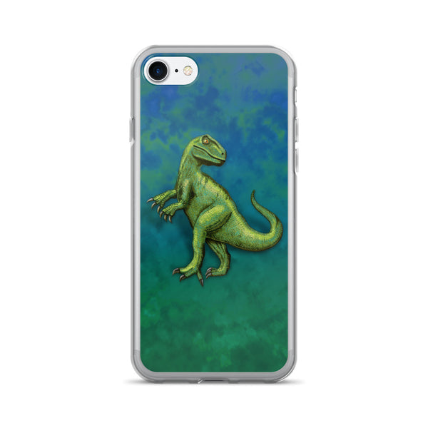 ROCKIN' RAPTOR iPhone 7/7 Plus Case by Mouthman®