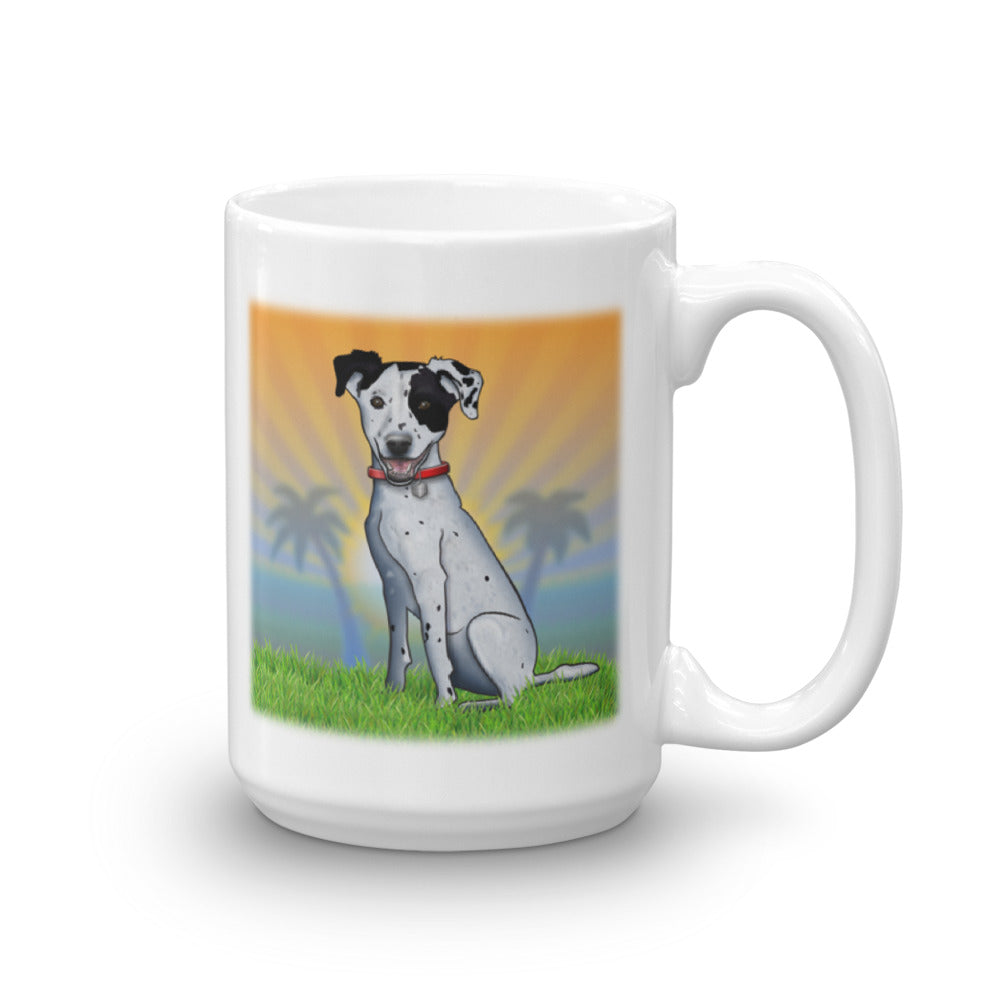 HOUND DOG 15-Ounce Mug by Mouthman®