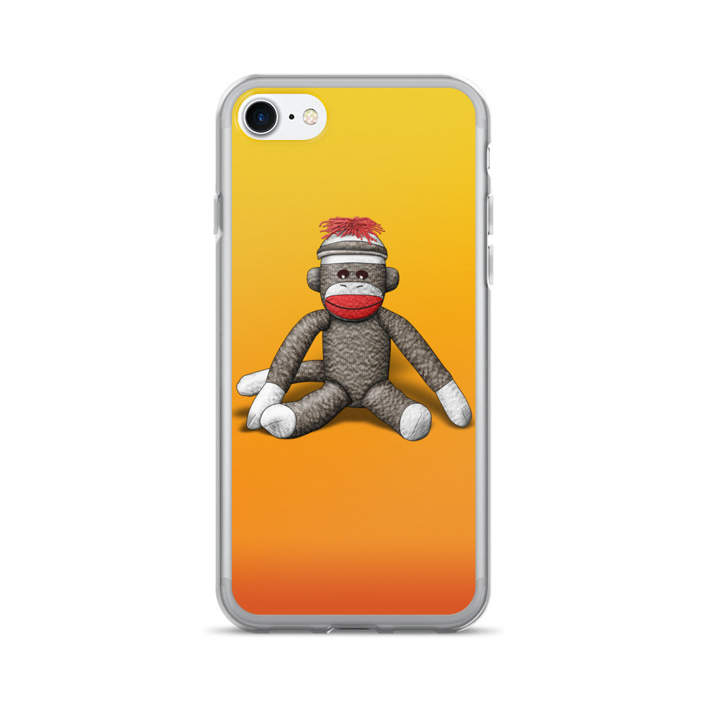 SOCK MONKEY iPhone 7/7 Plus Case by Mouthman®