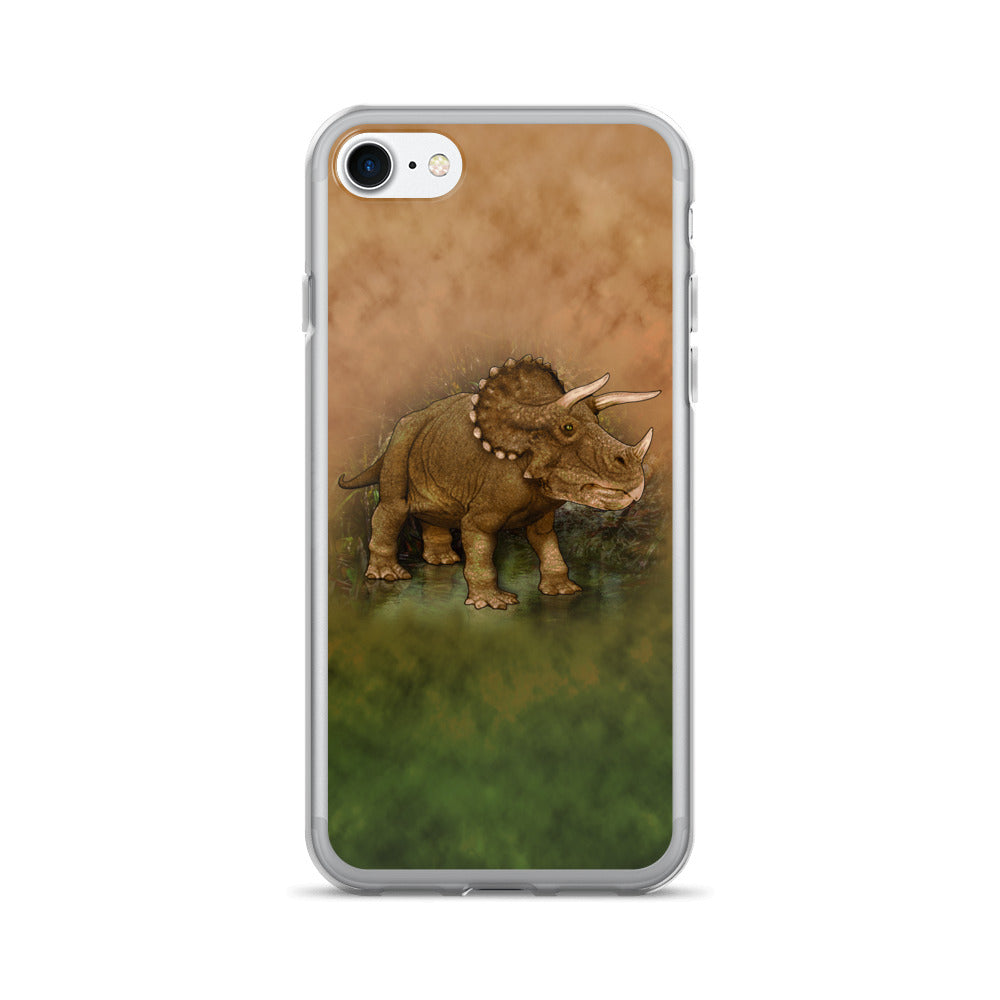 TRICERATOPS iPhone 7/7 Plus Case by Mouthman®
