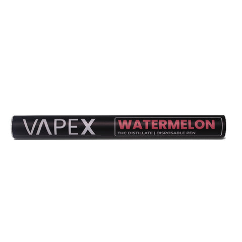 VAPEX Disposable Distillate Pen - 500mg THC - [WATERMELON]