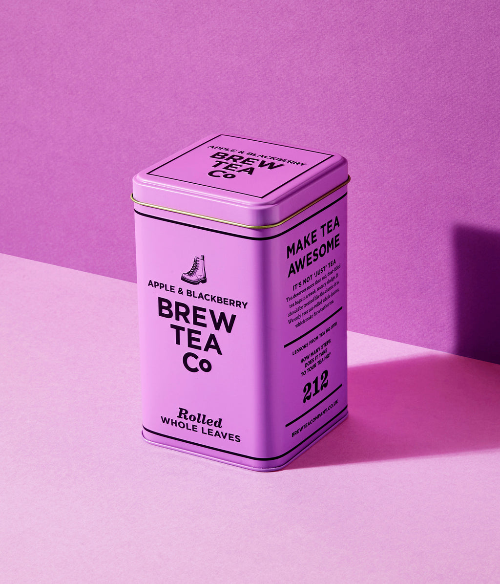 Apple & Blackberry - Loose Leaf Tea