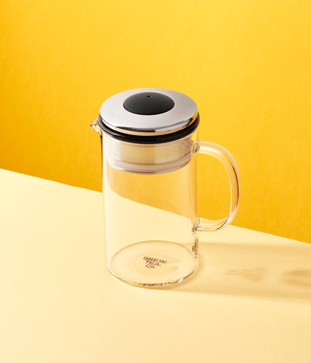 Brew Tea Pot {Black} - 400ml