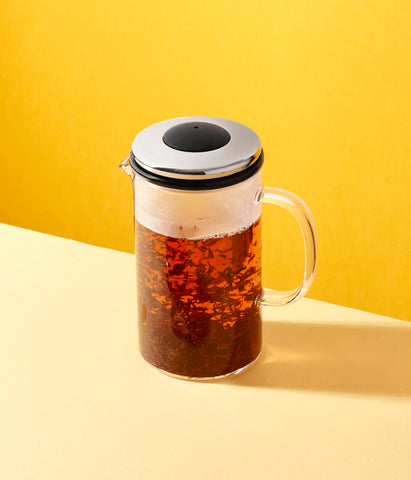 Brew Teapot {Black} - 400ml