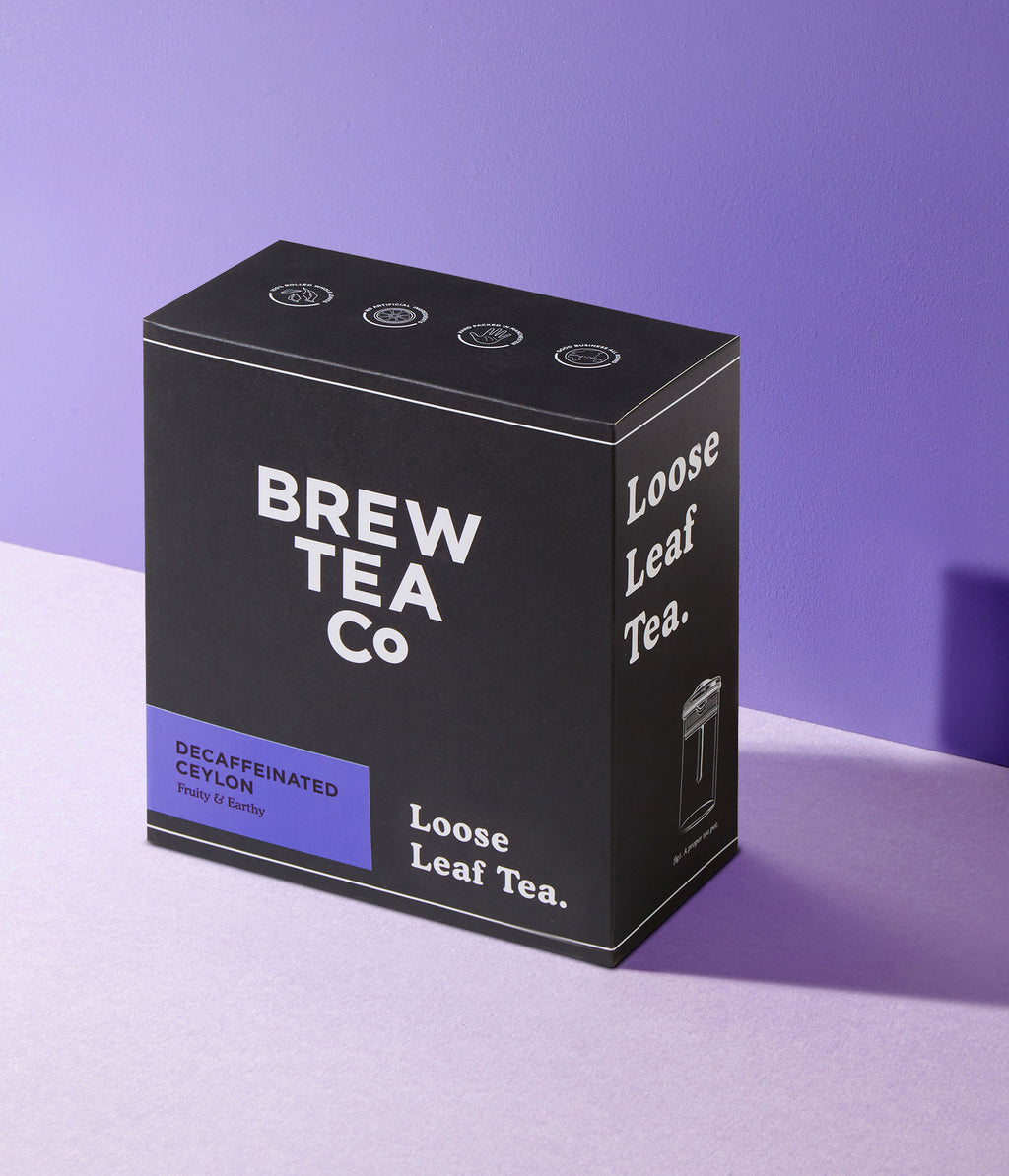 Decaffeinated Ceylon - Loose Leaf Tea