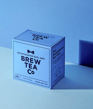 Decaffeinated Earl Grey - Loose Leaf Tea