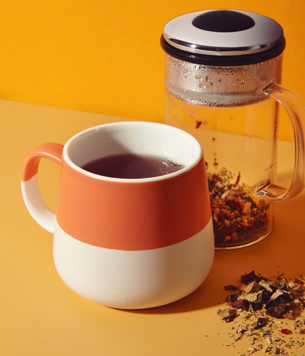 Lemon & Ginger - Loose Leaf Tea