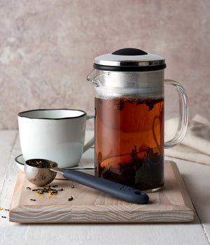 Brew Tea Pot {English Breakfast Yellow} - 400ml