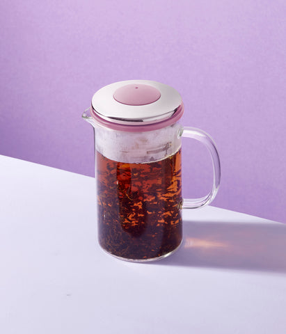 Brew Teapot {Earl Grey Purple} - 400ml