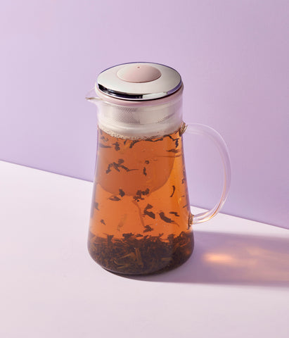 Tea Pot For Two {Earl Grey Purple} - 800ml