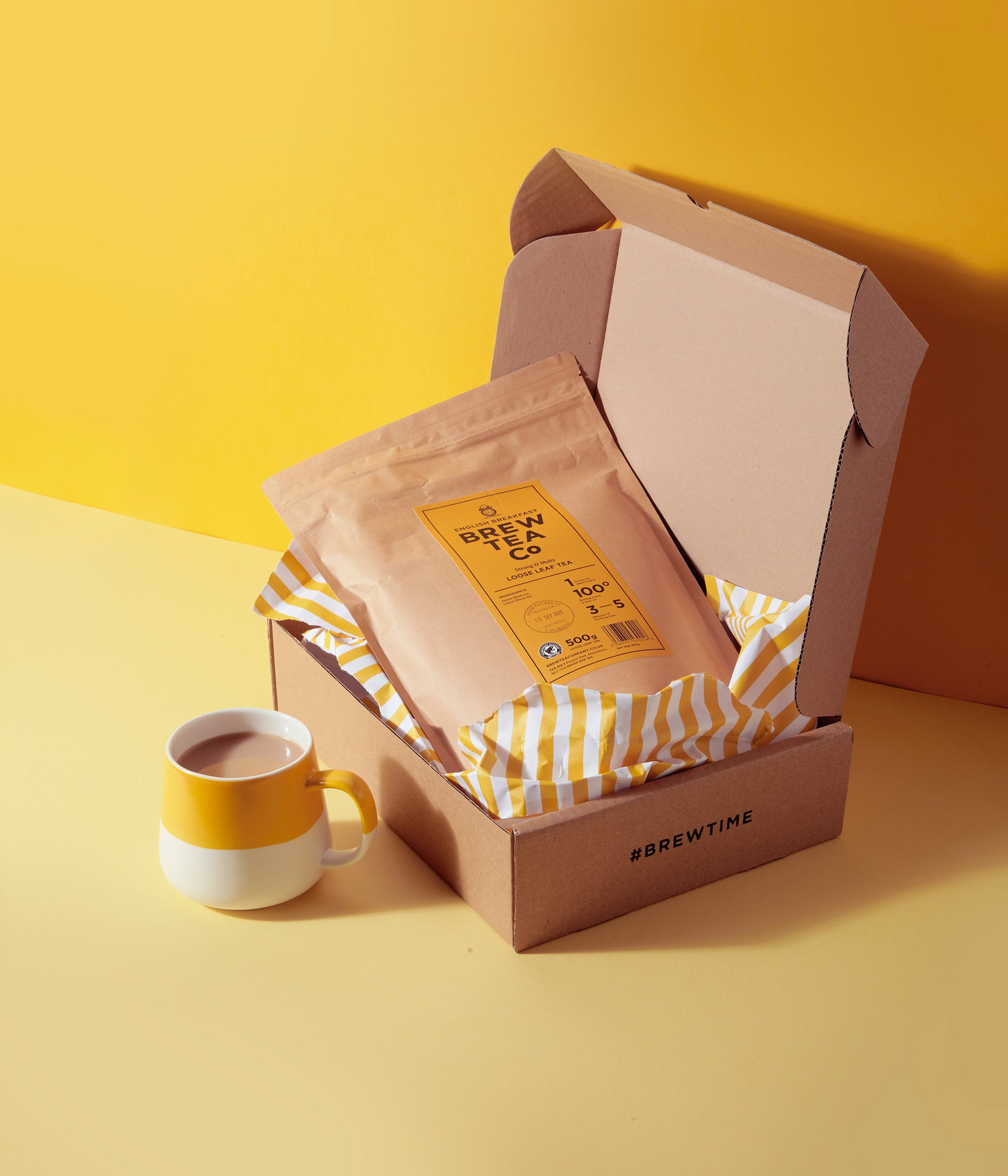 Prepaid Subscription - 3 months - Proper Tea Bags