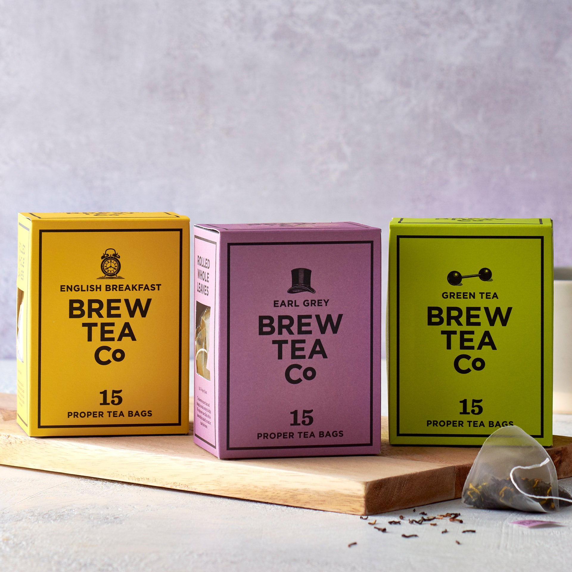 The Tea Bag Triple Pack