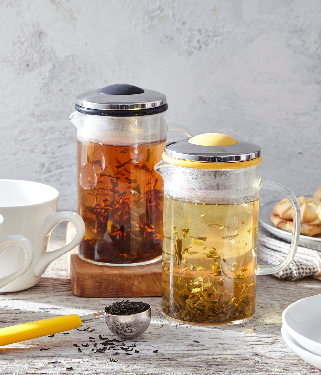 Brew Teapot {English Breakfast Yellow} - 400ml