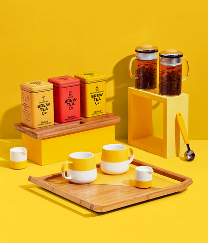 The Ultimate Tea Set
