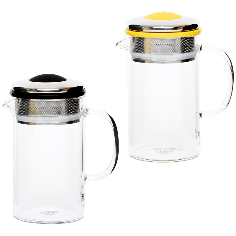 Gifts & Kit - Four Brew Tea Pots Pack