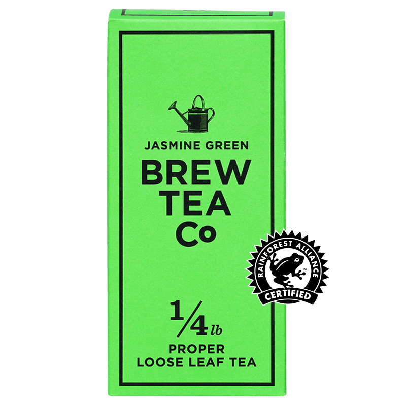 Loose Leaf Tea - Jasmine Green - Loose Leaf Tea