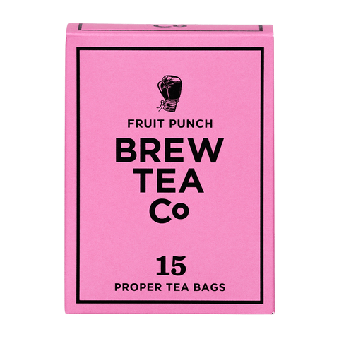 Proper Tea Bags - Fruit Punch - Proper Tea Bags