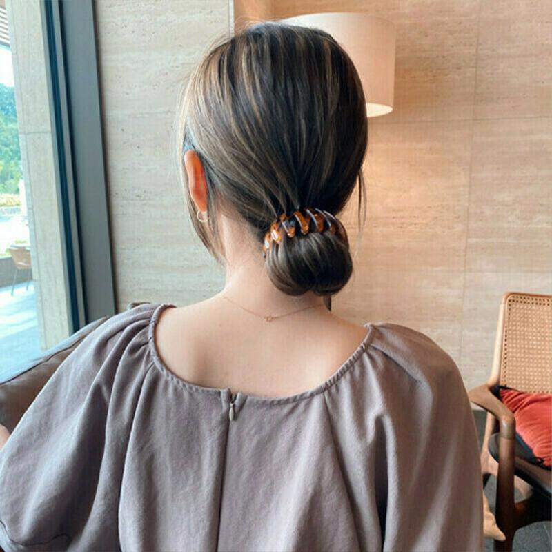 Retro Ponytail Hairpin
