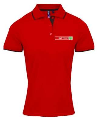 SPAR – TRIM POLO (LADY-FIT)