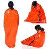 EMERGENCY SLEEPING BAG - pure Green leaf